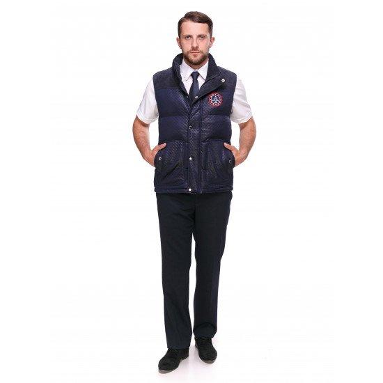 Жилетка авиационная Agent's Clothes Puffer Vest мужская
