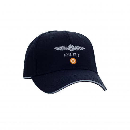 Кепка авиационная DESIGN 4 PILOTS Pilot микрофибра