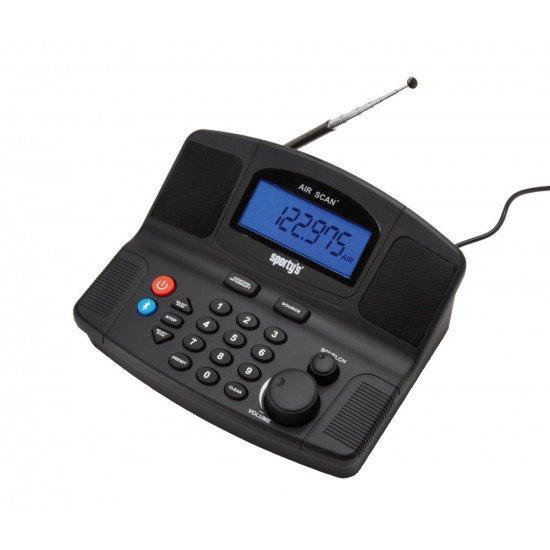 Авиационный радиосканер Sporty's Air Scan