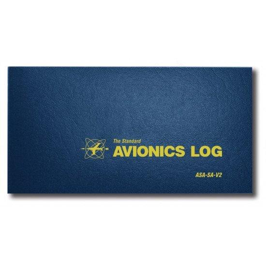 Книга учёта ТО авионики ВС ASA Avionics Log