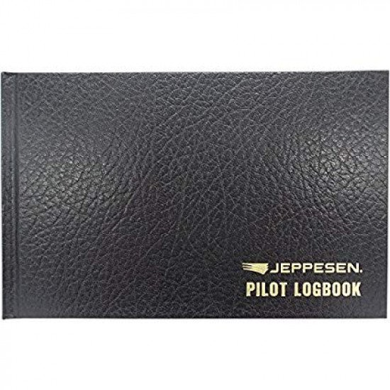 Книжка лётная JEPPESEN PILOT LOGBOOK
