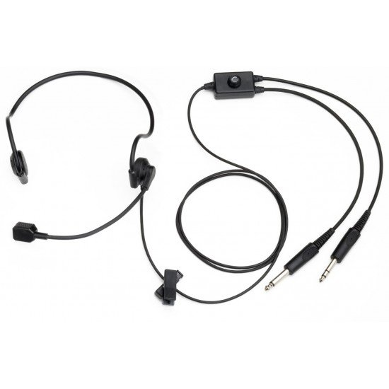 Авиационная гарнитура PA-2012A Lightweight Pro Headset
