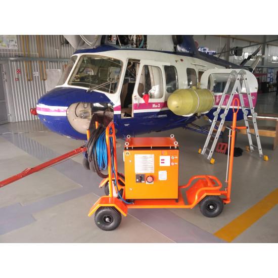 Аэродромный выпрямитель тока ВА-150/27М (малогабаритный)