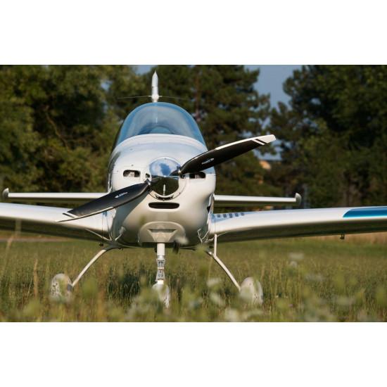 Двухместный тандемный пилотажный самолет Flamingo