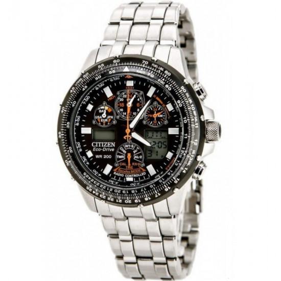 Часы пилота Citizen PROMASTER  JY0020-64E