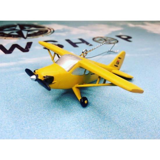 Елочная игрушка Cessna Cub