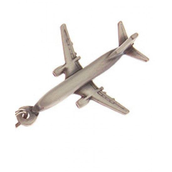 Брелок Boeing 737, оловянный