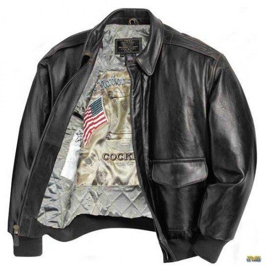 Куртка авиационная Cockpit® мужская