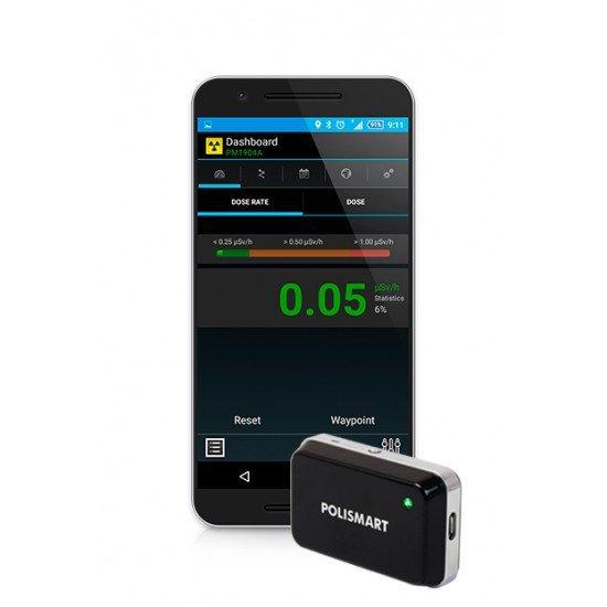 Дозиметр индивидуальный гамма излучения ДКГ-PM1904А / Electronic Personal Dosimeter PM1904A