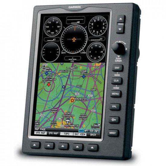 GPS-навигатор авиационный Garmin GPSMAP 695