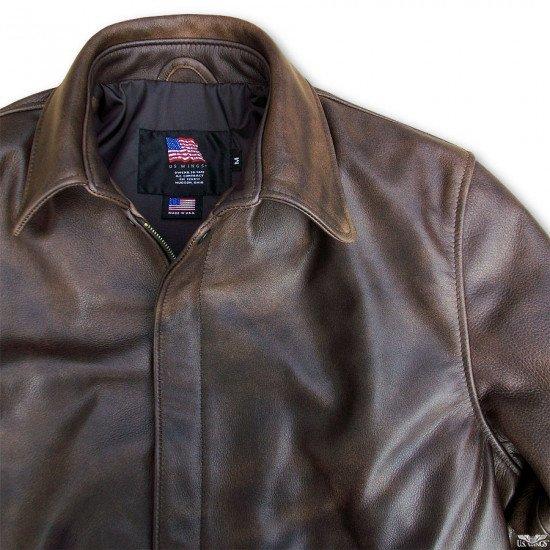 Куртка авиационная US WINGS Signature мужская