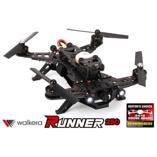 Квадрокоптер гоночный. Walkera Runner 250 FPV