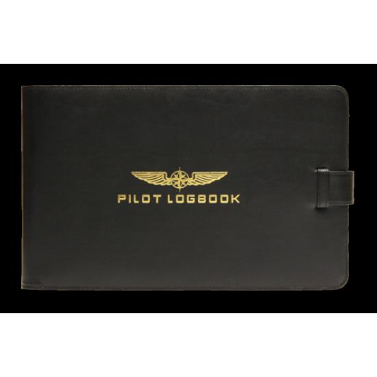 Обложка для летной книжки DESIGN 4 PILOTS PILOT LOGBOOK PROFESSIONAL