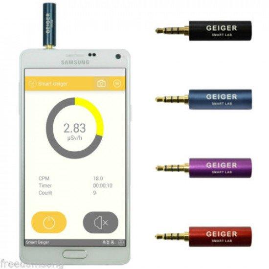 Компактный дозиметр / Smart Geiger Nuclear Radiation Detector
