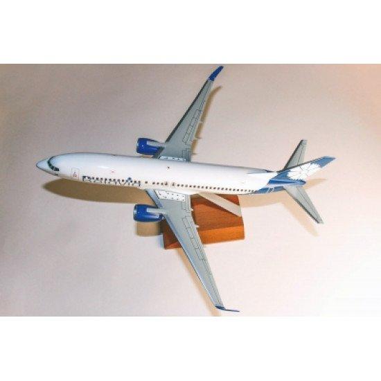 Модель самолета Boeing 737-800 Белавиа
